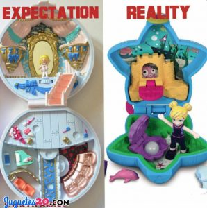 Polly Pocket Comparativa