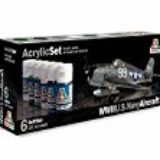 COLOR SET FOR WWII U.S. NAVY AIRCRAFT [OFERTAS]
